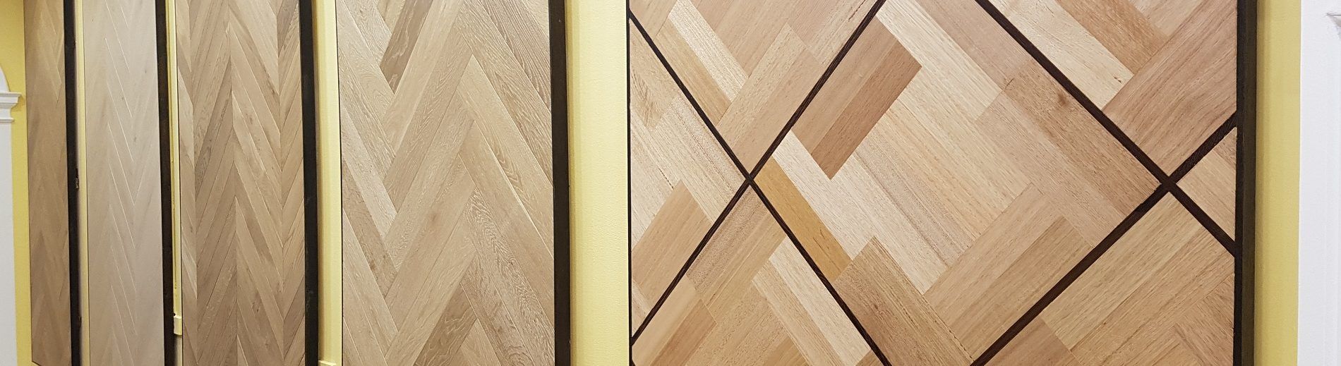 Different types of parquetry