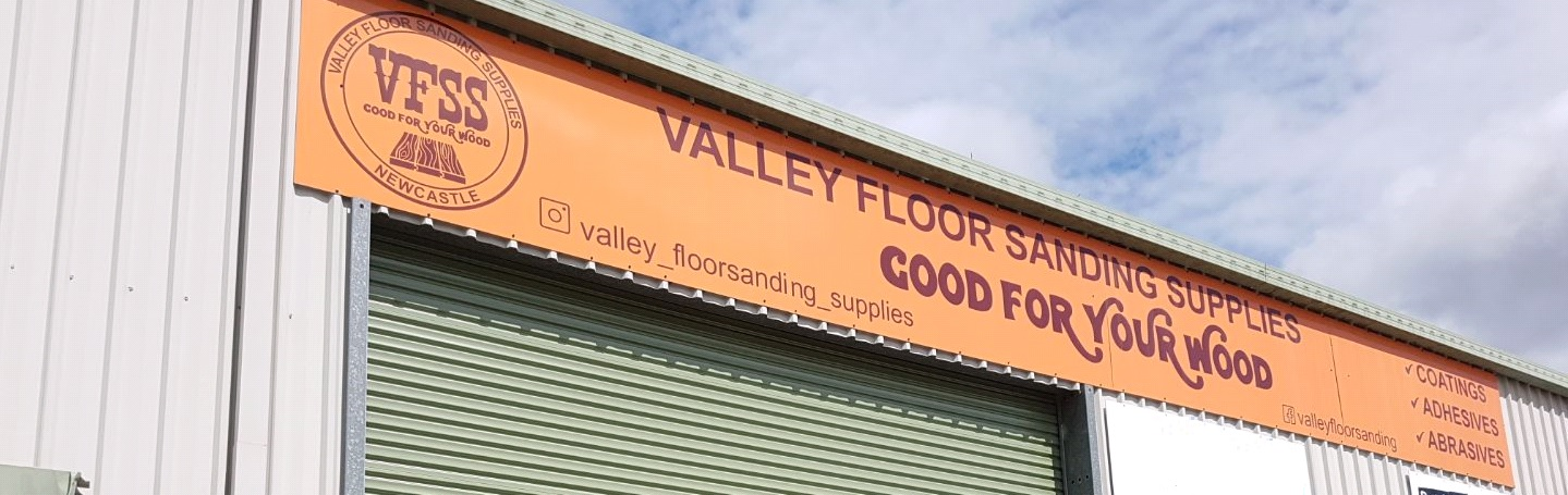 Valley Floor Sanding Supplies
