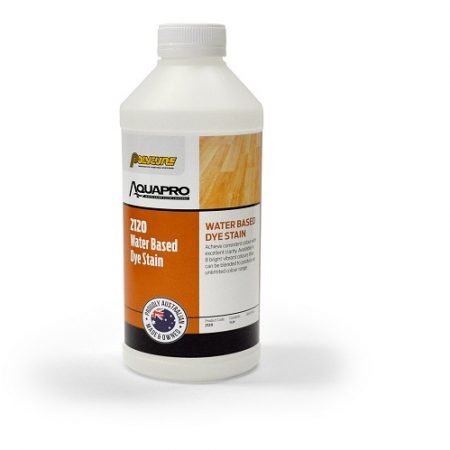 AQUAPRO 2120 Water Based Dye Stain