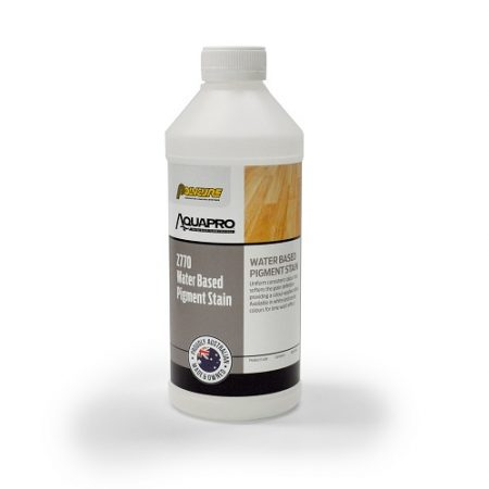 AQUAPRO 2770 Water Based Pigment Stain